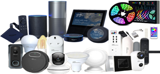All smart devices under one roof